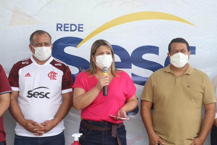 Parceria entre prefeitura e Sesc reúne campeões brasileiros de futevôlei e frescobol em Guaxindiba
