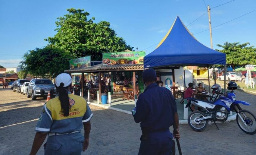 Primeiro dia da Operação Carnaval coíbe irregularidades