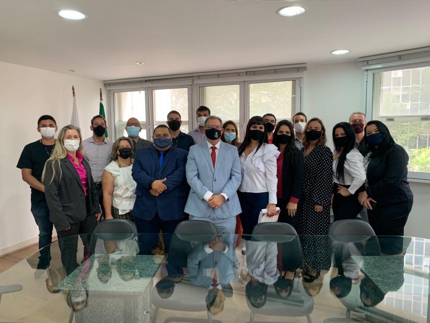 Procon-SFI participa de reunião na sede do Procon estadual