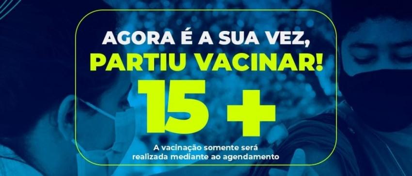 SFI inicia vacinação de adolescentes na segunda (27)
